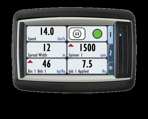7300 spreader controller monitor Farmscan SmartAG Systems