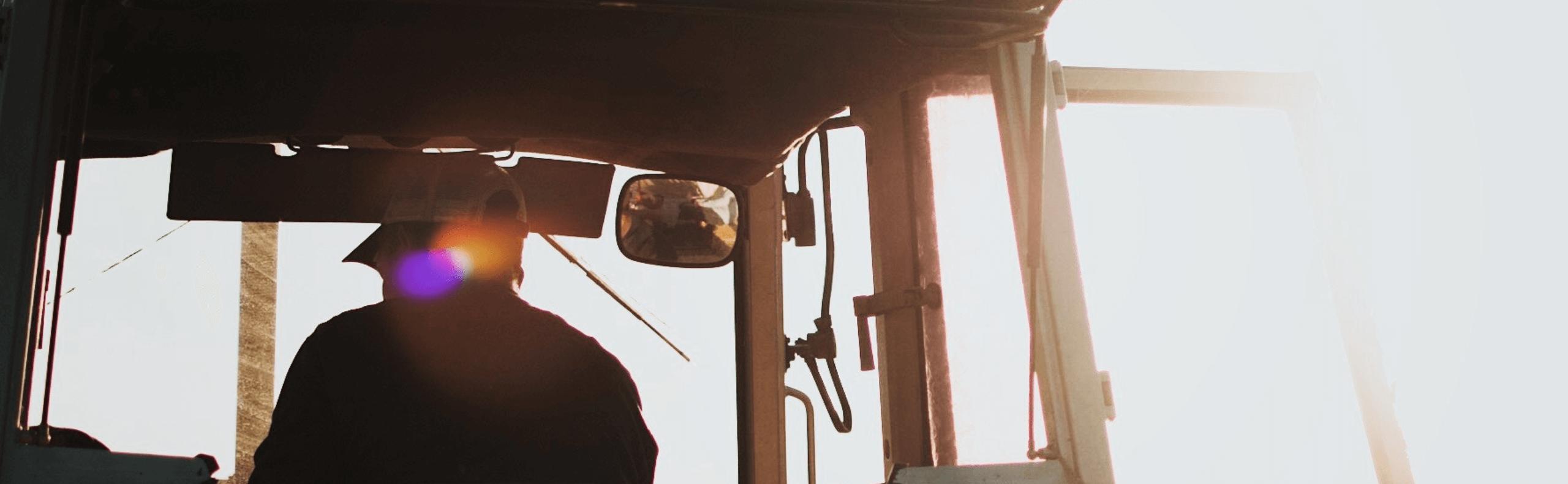 Tractor image edit