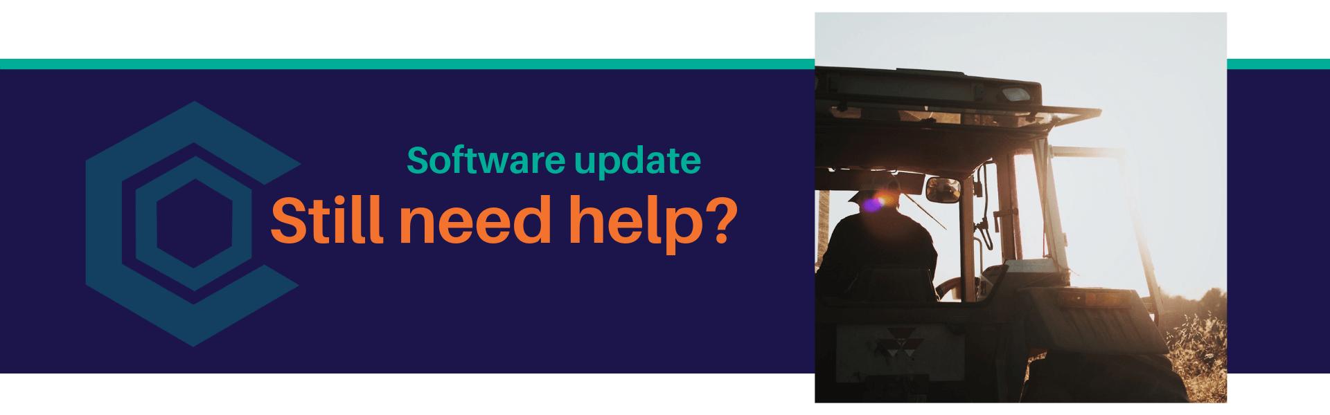 Update help